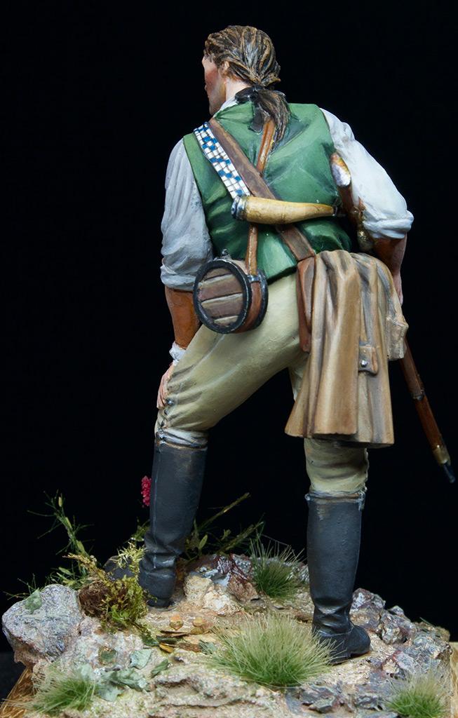 Figures: Minuteman at Lexington, photo #7