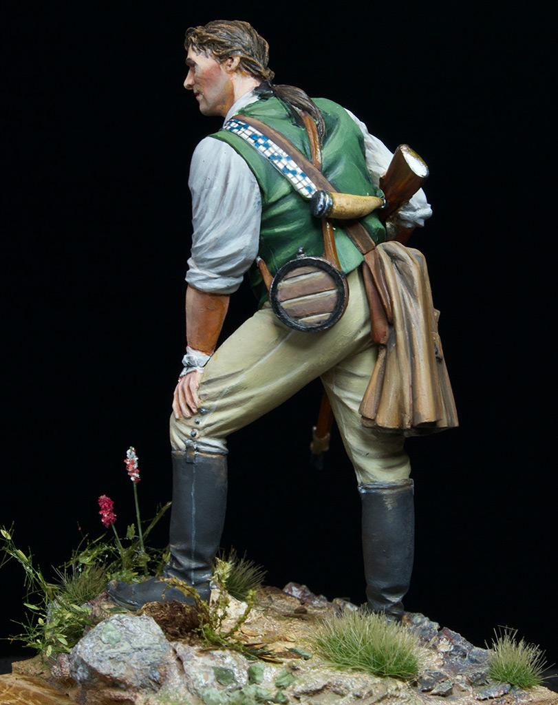 Figures: Minuteman at Lexington, photo #8