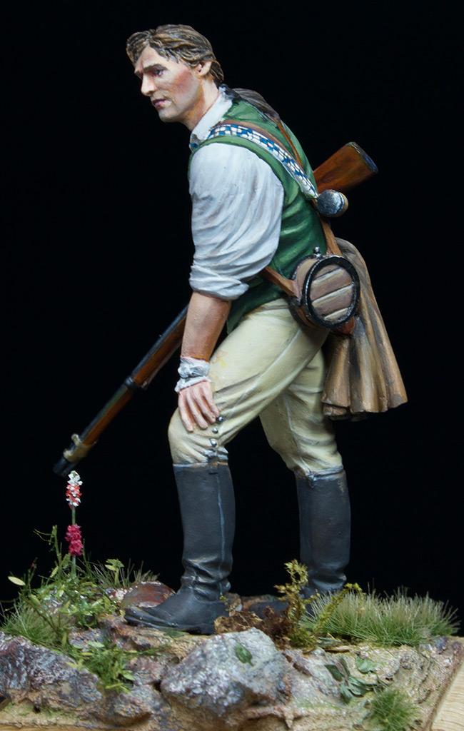 Figures: Minuteman at Lexington, photo #9