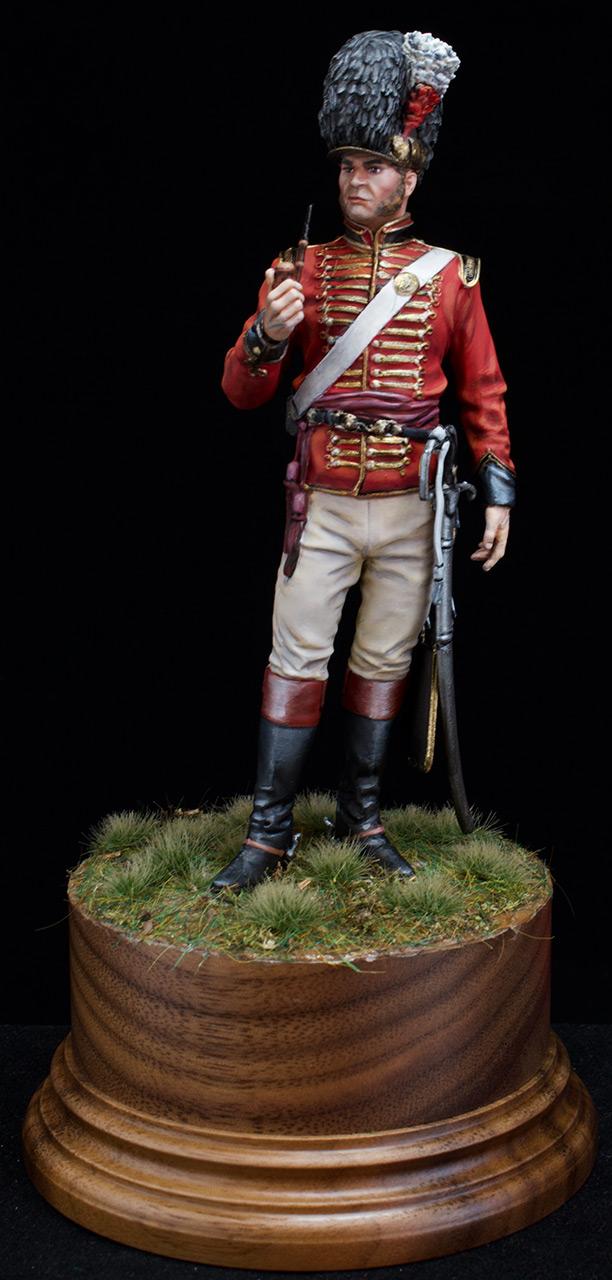Figures: Worcester Yeomanry Cavalry, photo #1