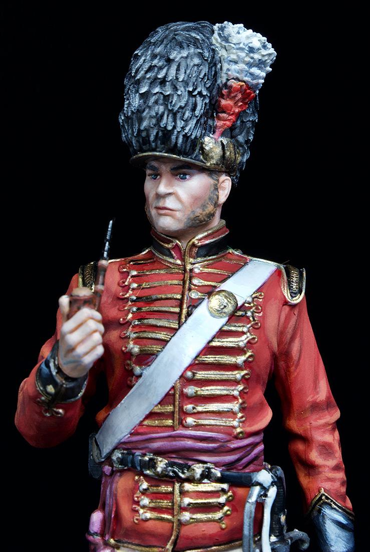 Figures: Worcester Yeomanry Cavalry, photo #10