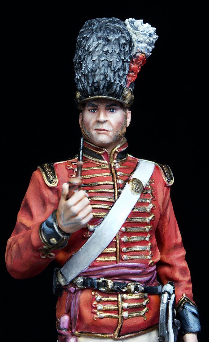 Figures: Worcester Yeomanry Cavalry, photo #11
