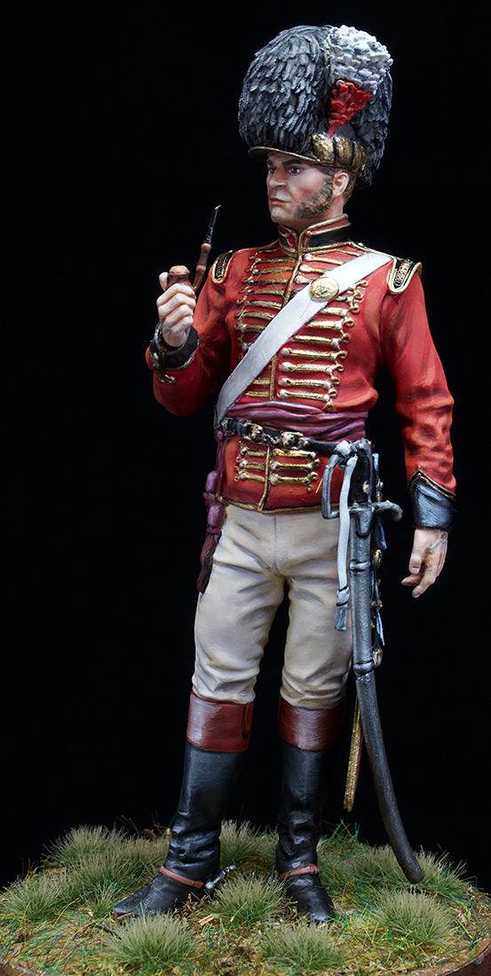 Figures: Worcester Yeomanry Cavalry, photo #2