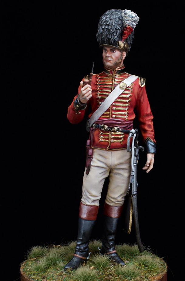 Figures: Worcester Yeomanry Cavalry