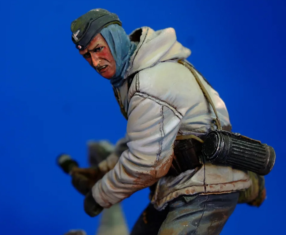 Figures: Wehrmacht 6th Army trooper, Stalingrad, photo #11
