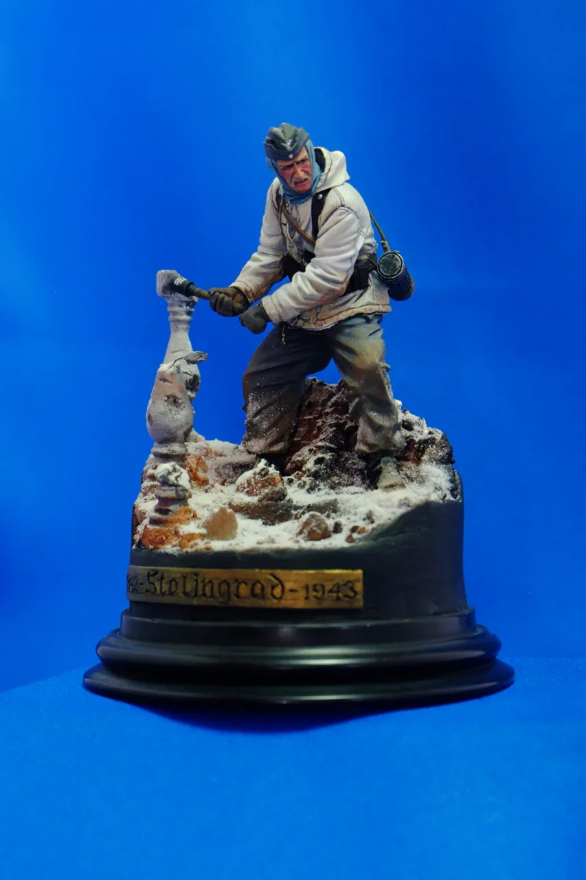 Figures: Wehrmacht 6th Army trooper, Stalingrad, photo #12