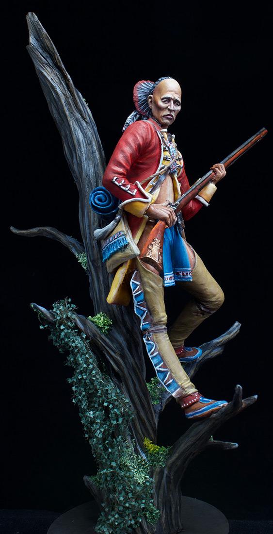 Figures: Iroquois, photo #1
