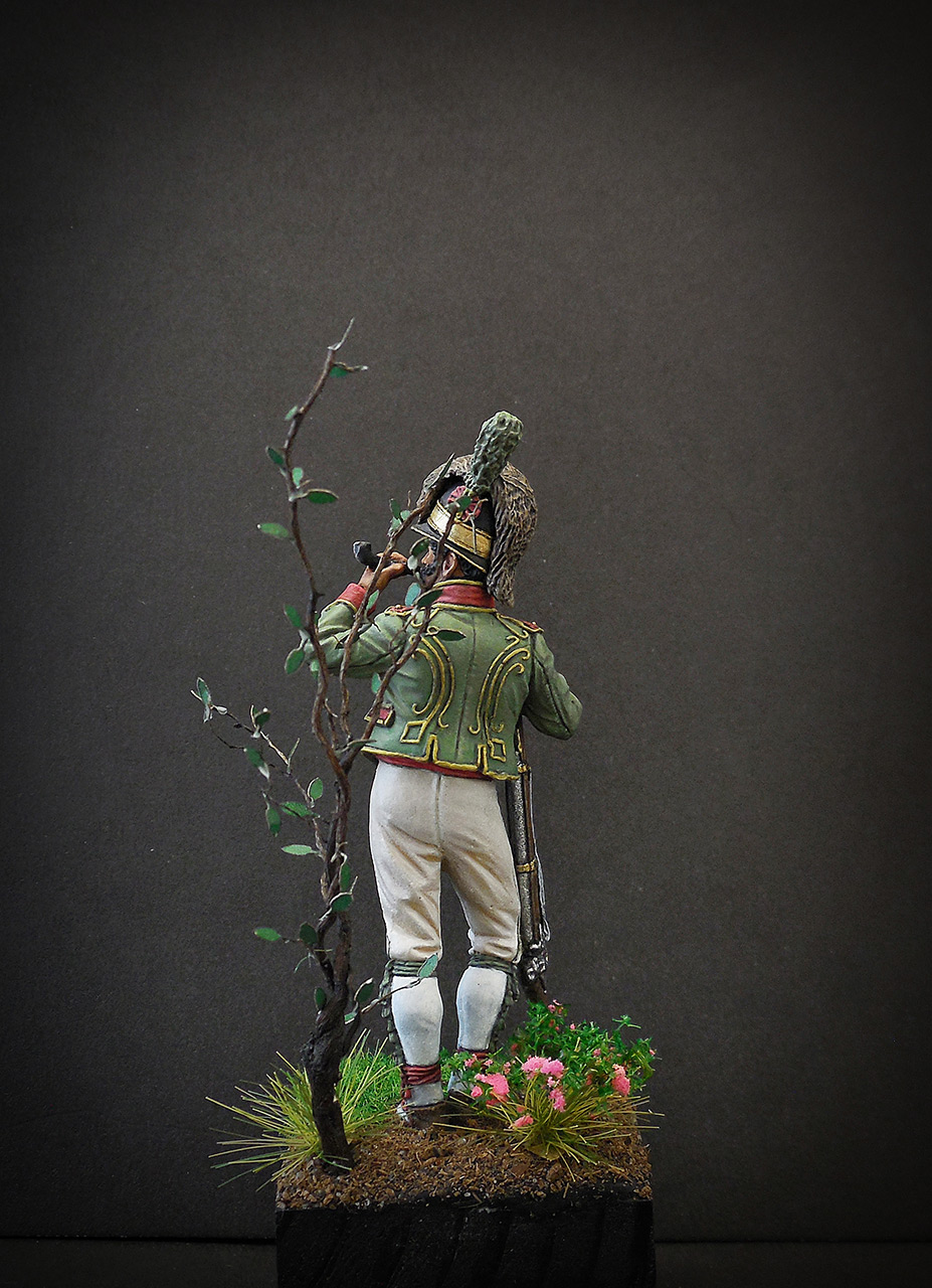 Figures: Private, Catalonian light infantry, Spain, 1807-08, photo #4