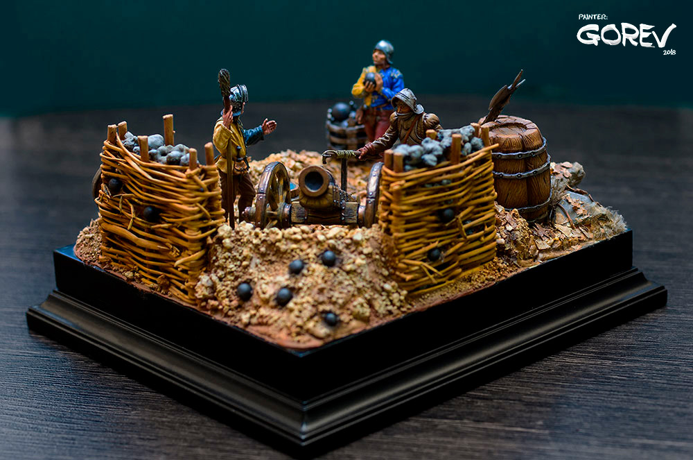 Dioramas and Vignettes: Load on!, photo #1