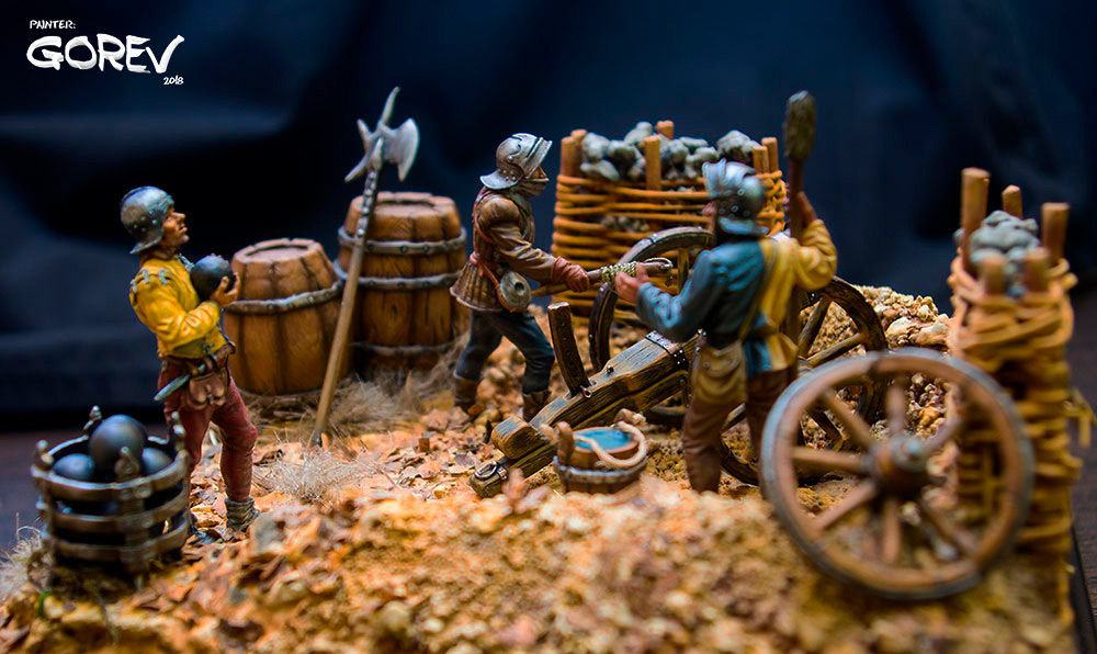 Dioramas and Vignettes: Load on!, photo #2