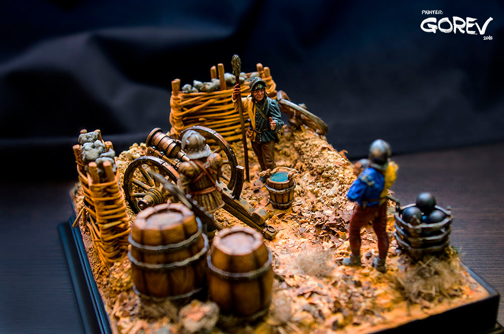 Dioramas and Vignettes: Load on!, photo #3