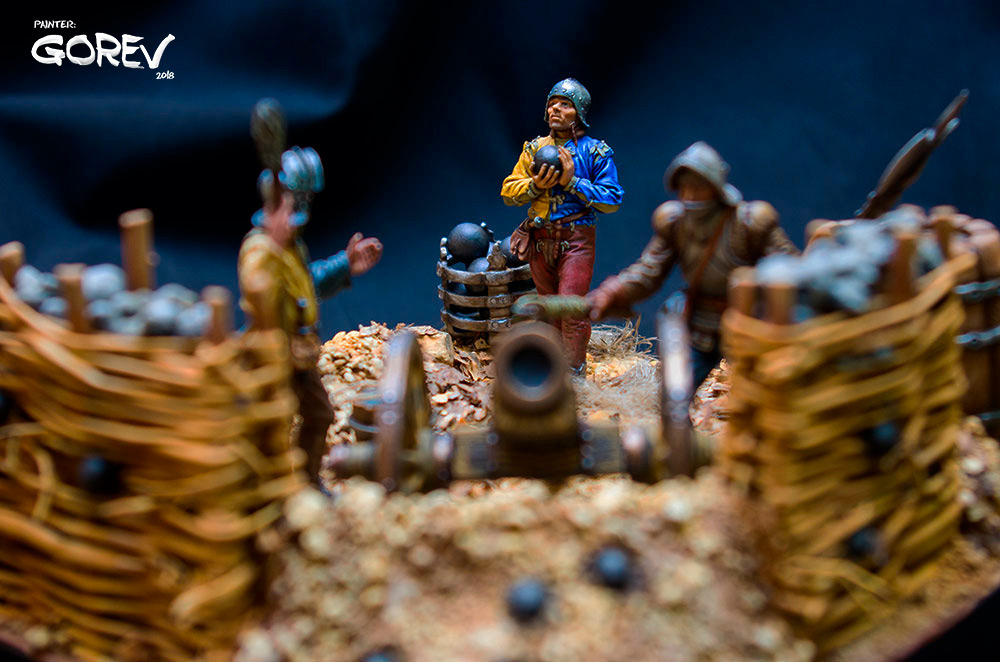 Dioramas and Vignettes: Load on!, photo #5