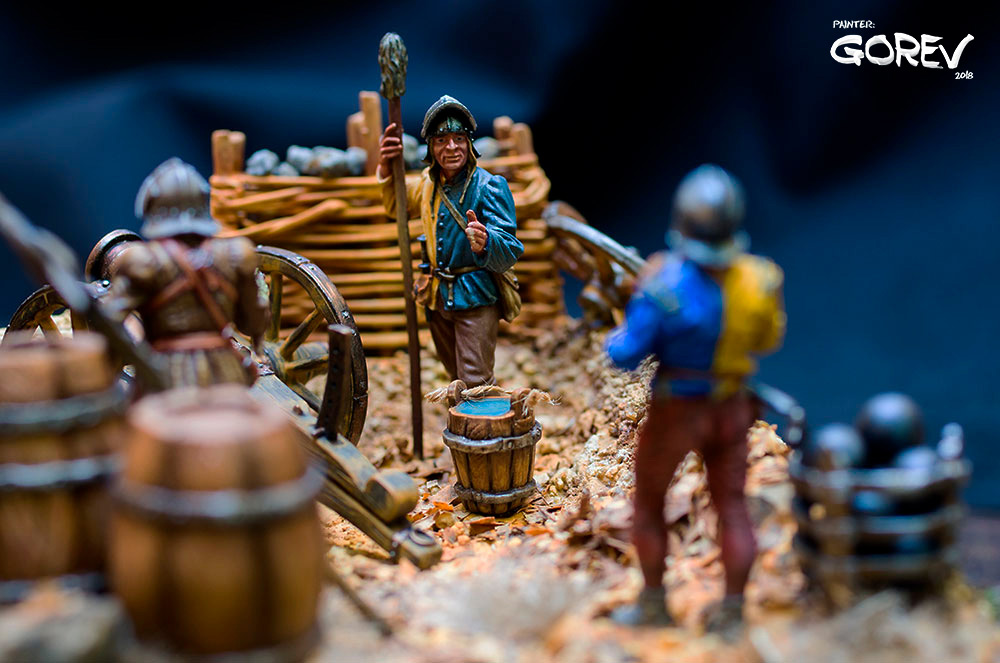 Dioramas and Vignettes: Load on!, photo #7