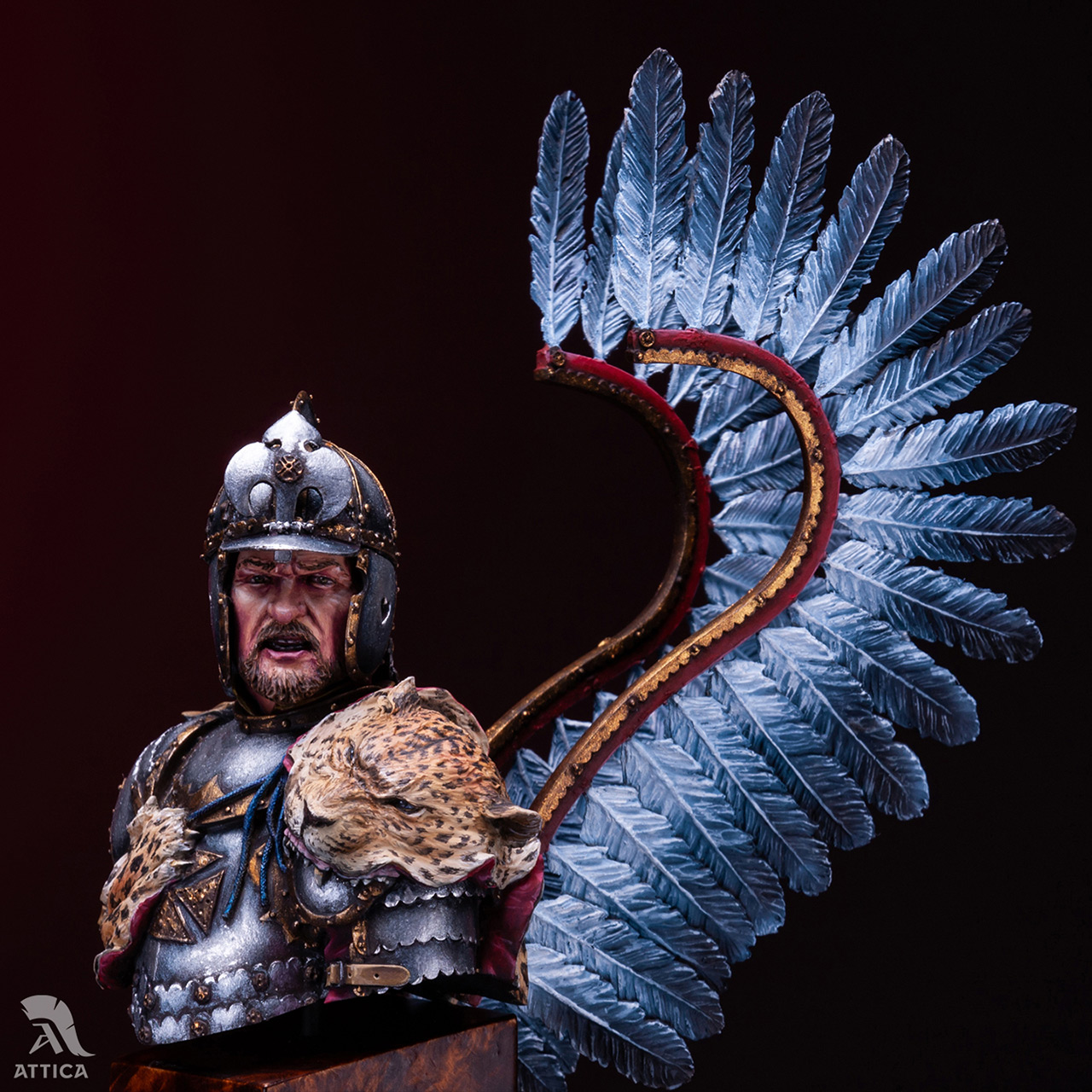 Figures: Polish winged hussar, photo #2