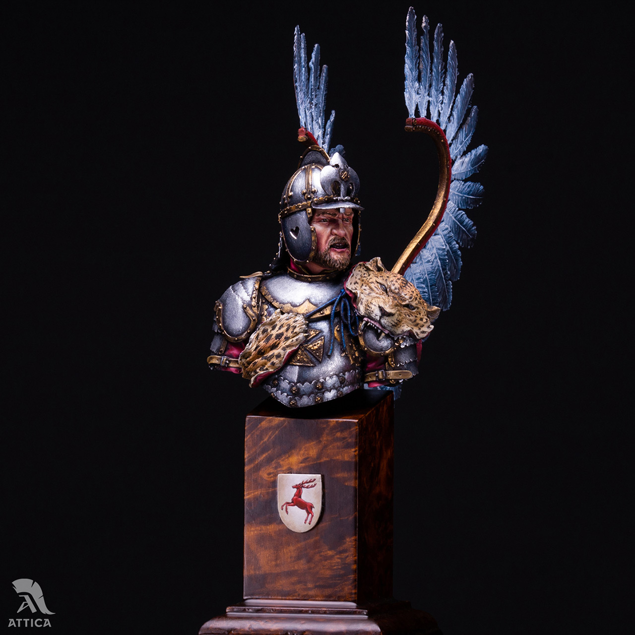 Figures: Polish winged hussar, photo #7