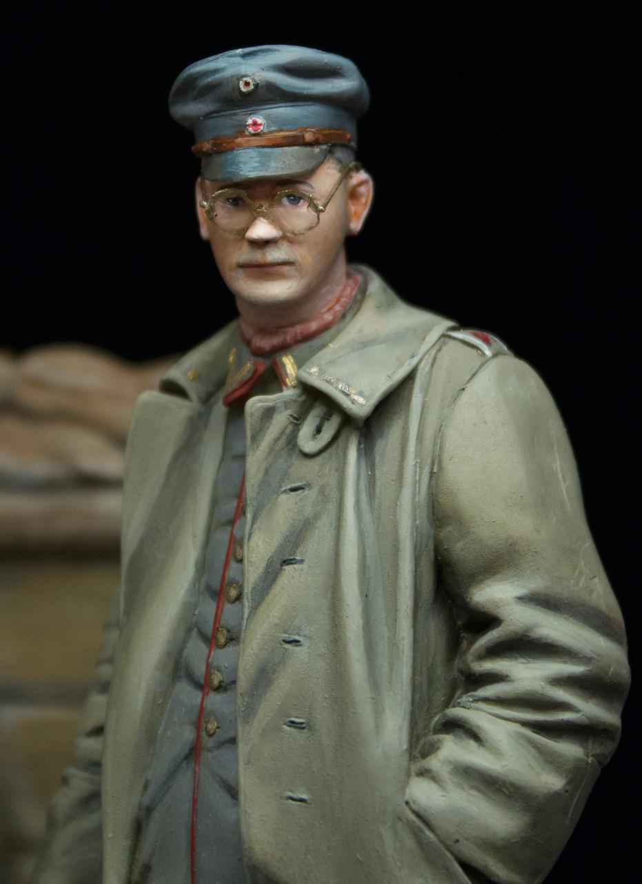 Figures: Hamburg NCO 1917, photo #8