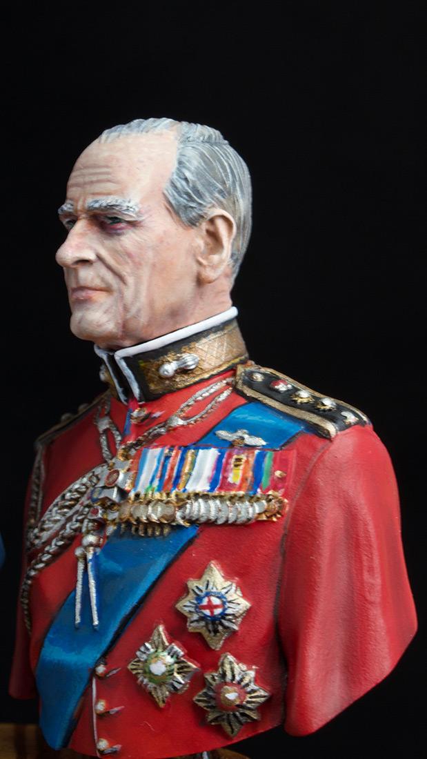 Figures: Elizabeth II and Prince Philip, photo #11