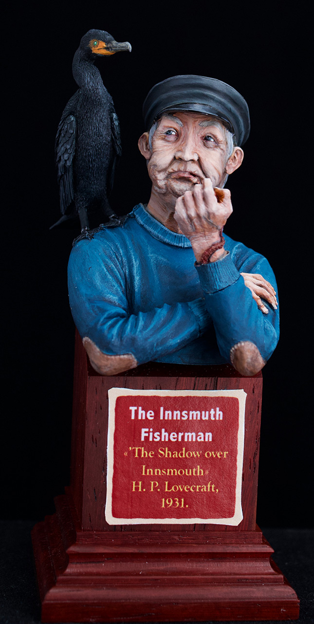 Figures: The Innsmuth Fisherman, photo #1