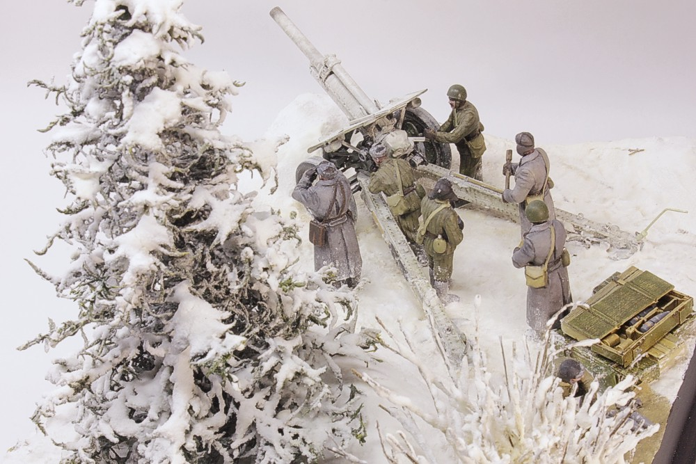 Dioramas and Vignettes: Gods of war, photo #12