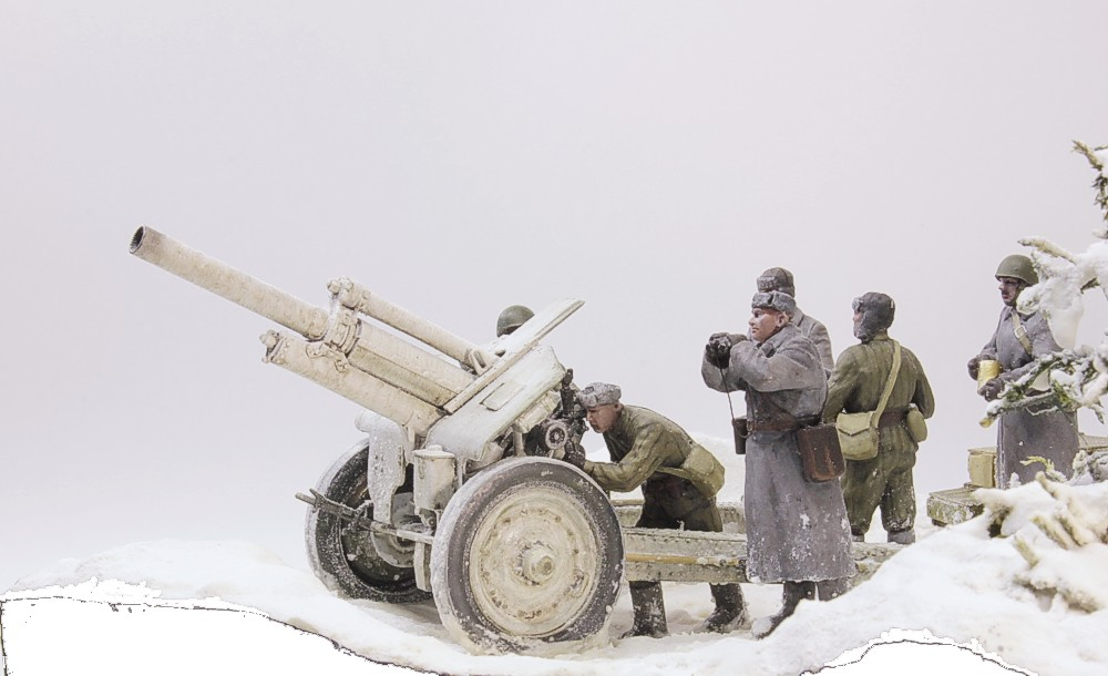 Dioramas and Vignettes: Gods of war, photo #13