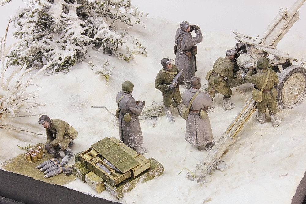Dioramas and Vignettes: Gods of war, photo #14