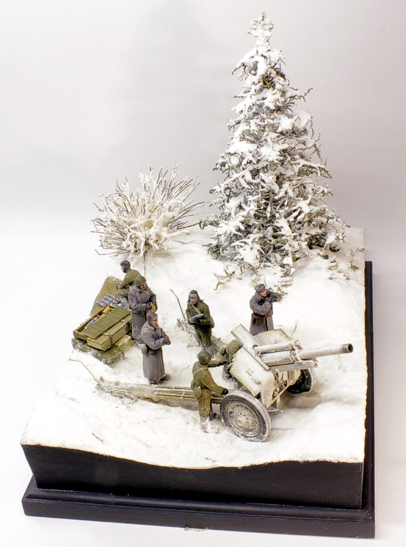 Dioramas and Vignettes: Gods of war, photo #17