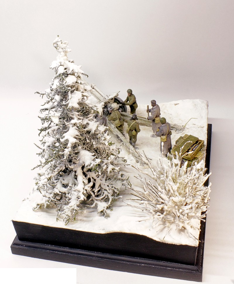 Dioramas and Vignettes: Gods of war, photo #18