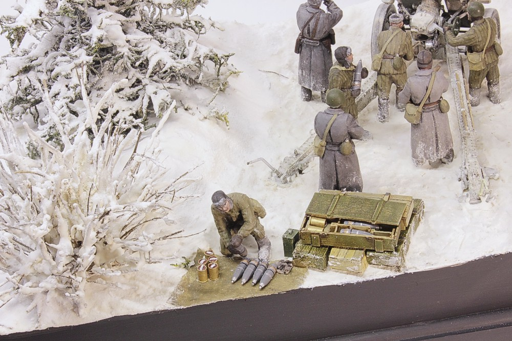 Dioramas and Vignettes: Gods of war, photo #20
