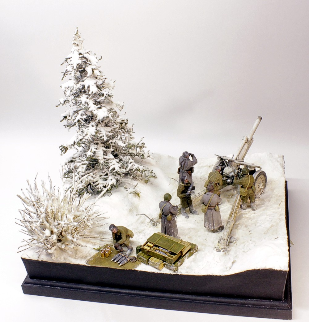 Dioramas and Vignettes: Gods of war, photo #9