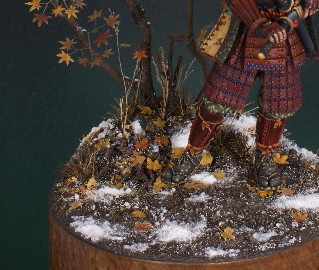 Figures: Samurai, XVI cent., photo #14