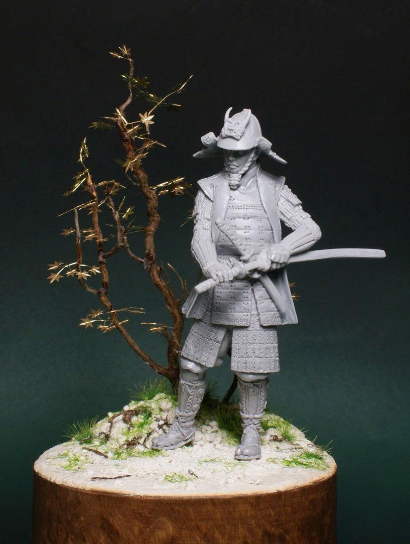 Figures: Samurai, XVI cent., photo #17