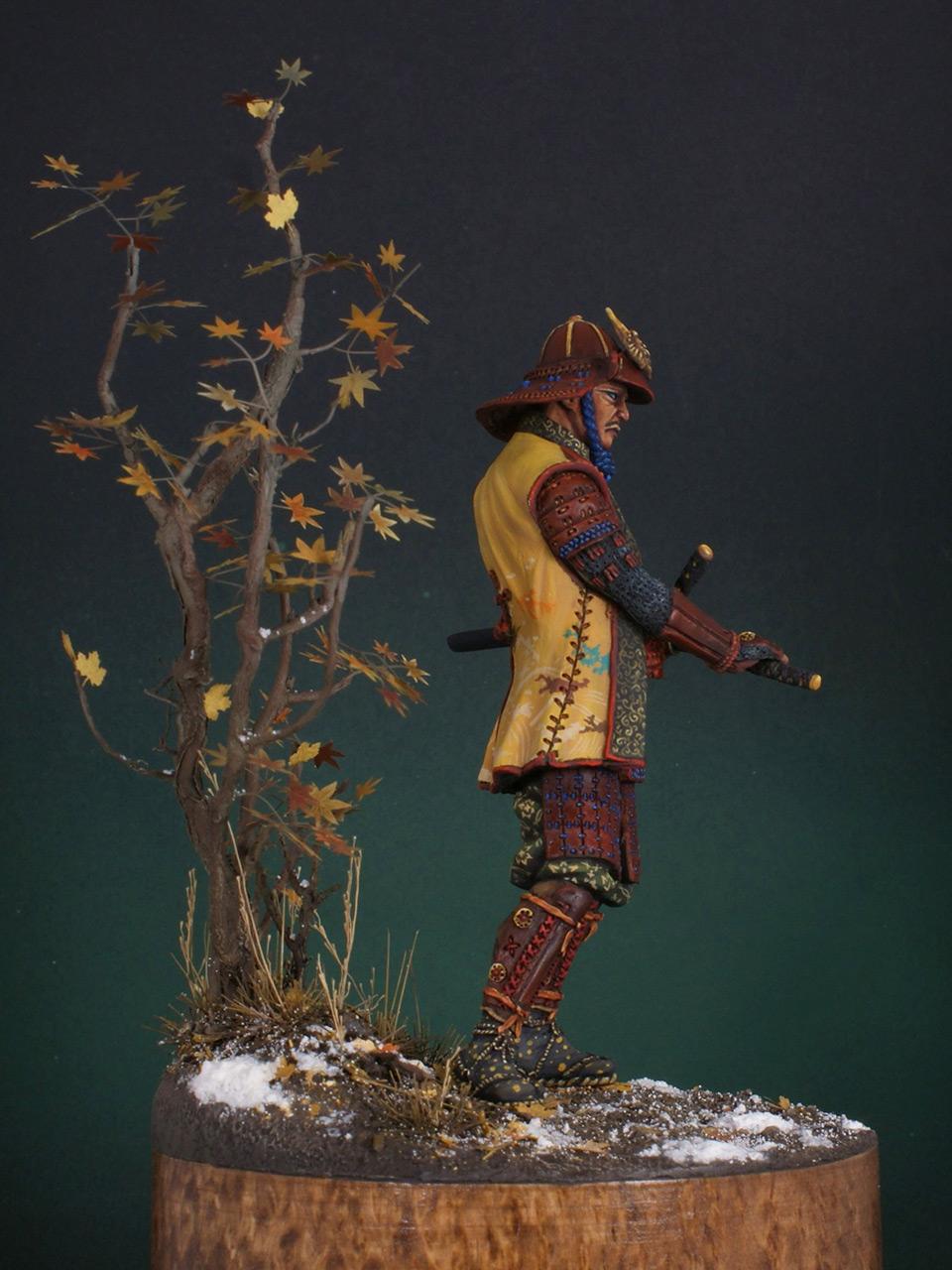 Figures: Samurai, XVI cent., photo #3
