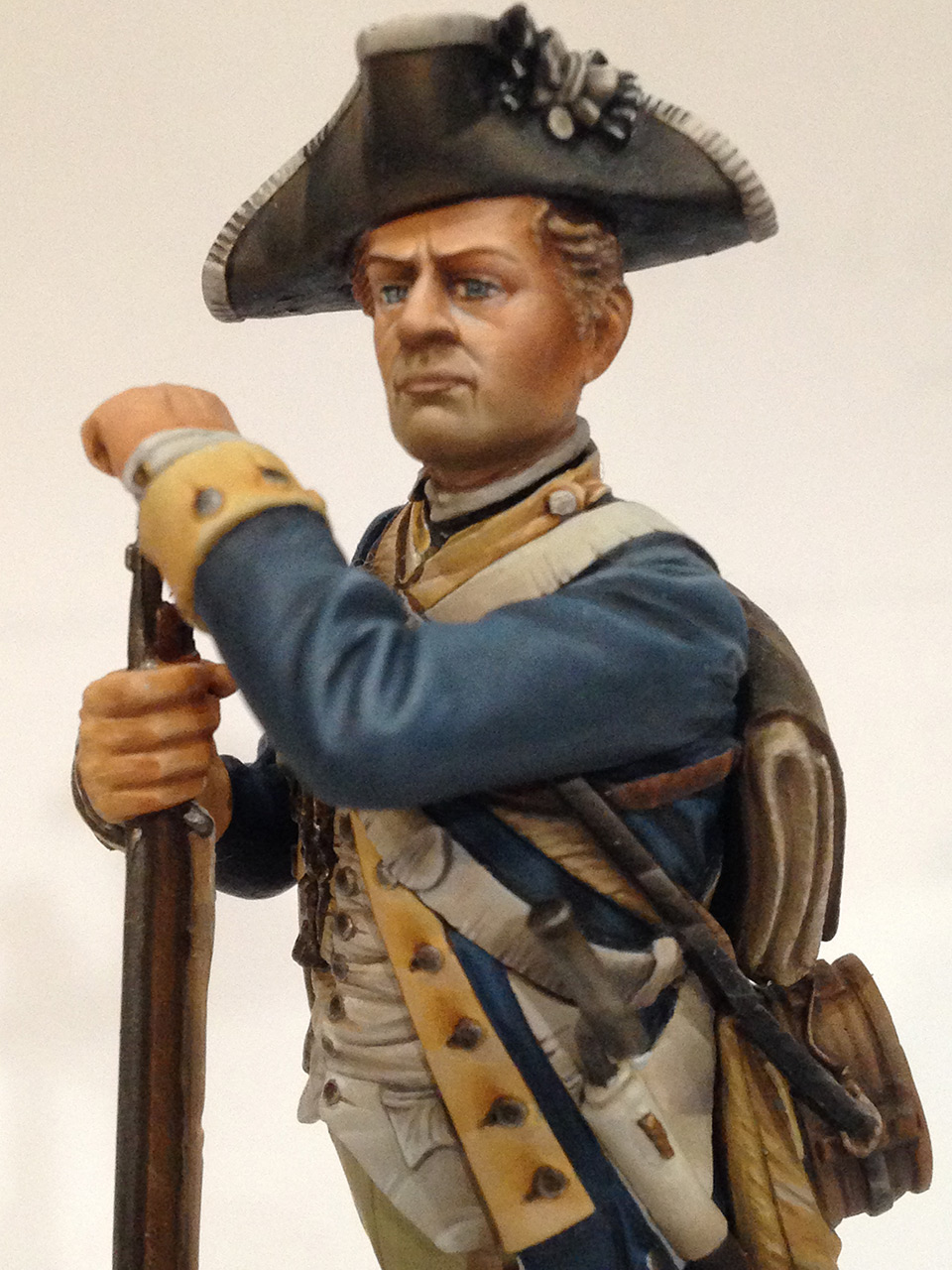 Figures: Private, 1st New York regt. of Continental Army, photo #10