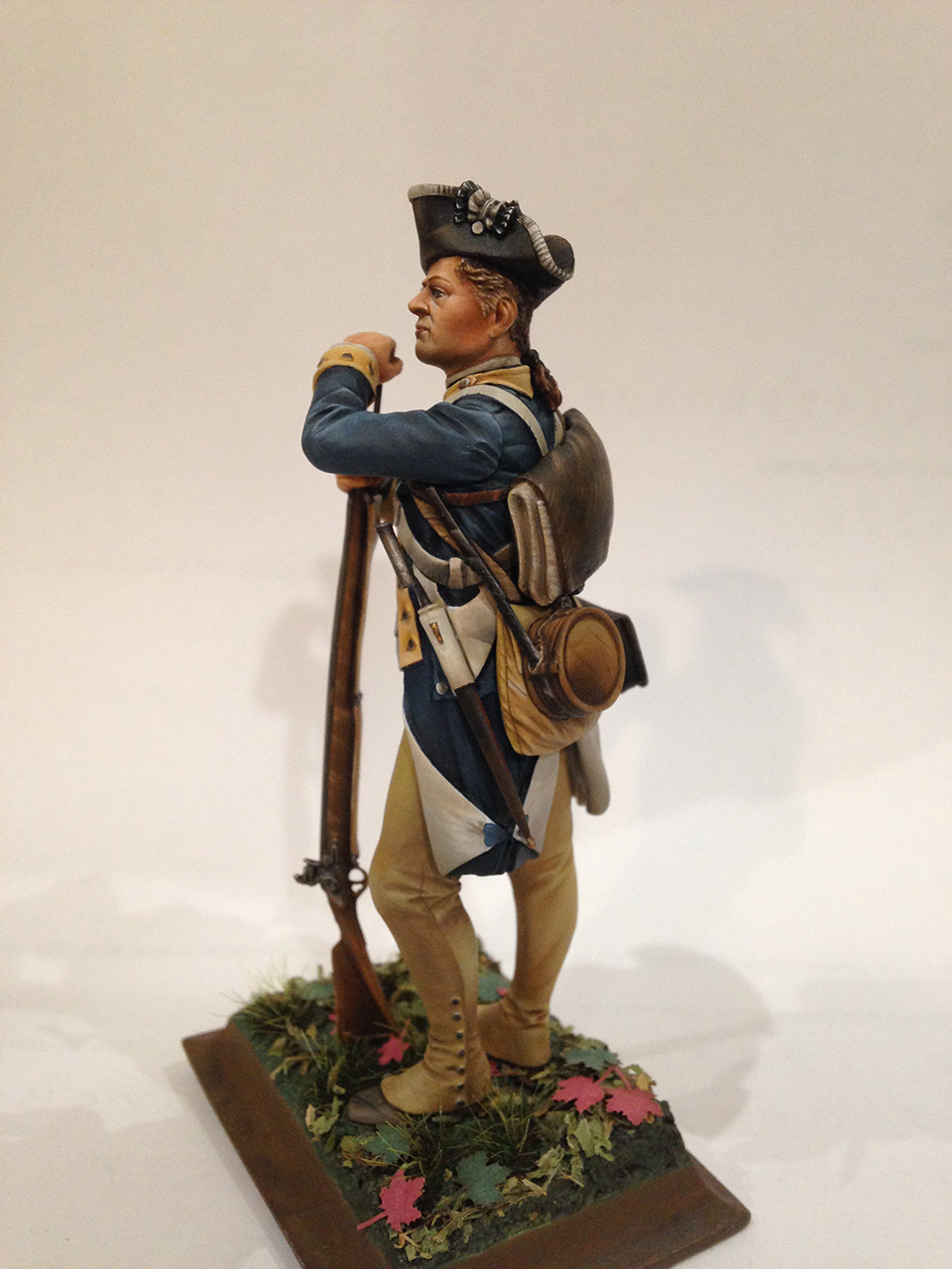 Figures: Private, 1st New York regt. of Continental Army, photo #2
