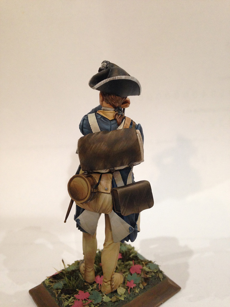 Figures: Private, 1st New York regt. of Continental Army, photo #3