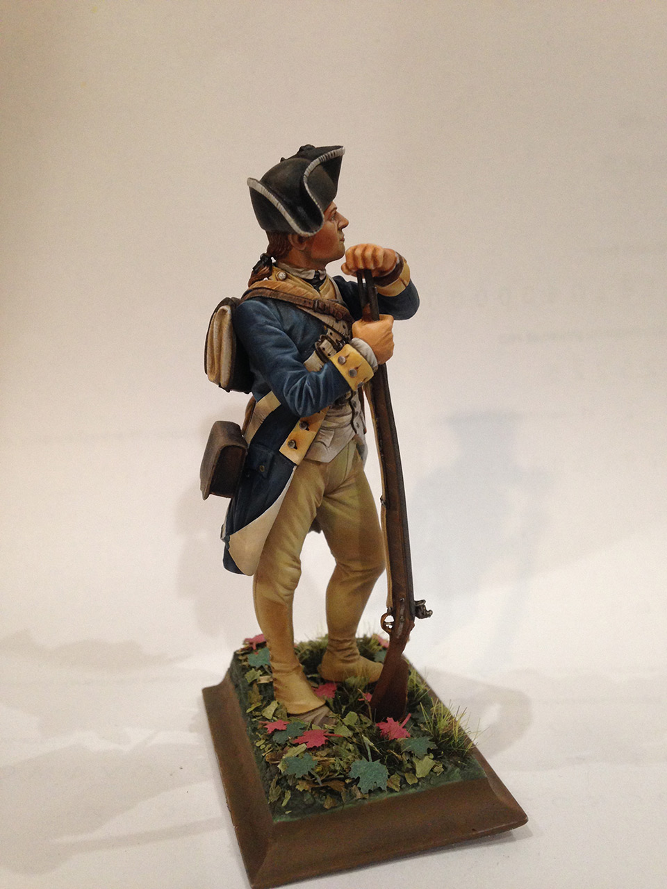 Figures: Private, 1st New York regt. of Continental Army, photo #4