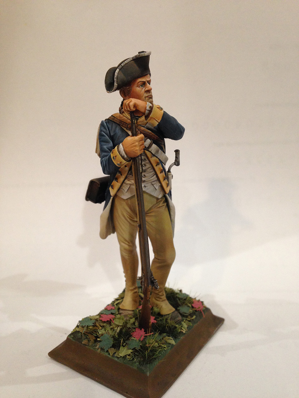 Figures: Private, 1st New York regt. of Continental Army, photo #5