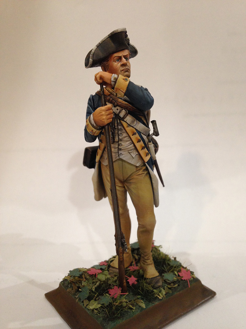 Figures: Private, 1st New York regt. of Continental Army, photo #6