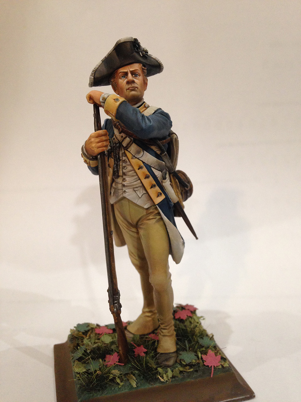 Figures: Private, 1st New York regt. of Continental Army, photo #7