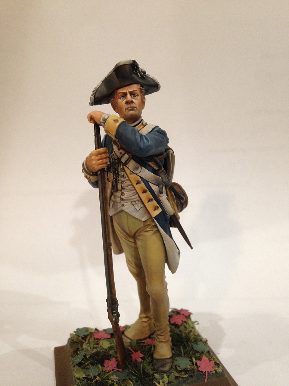 Figures: Private, 1st New York regt. of Continental Army, photo #8