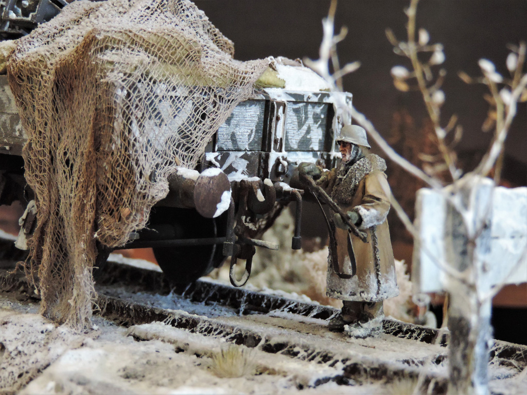 Dioramas and Vignettes: New year's visit, photo #12