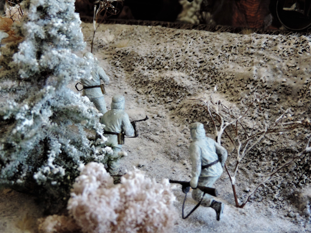 Dioramas and Vignettes: New year's visit, photo #14