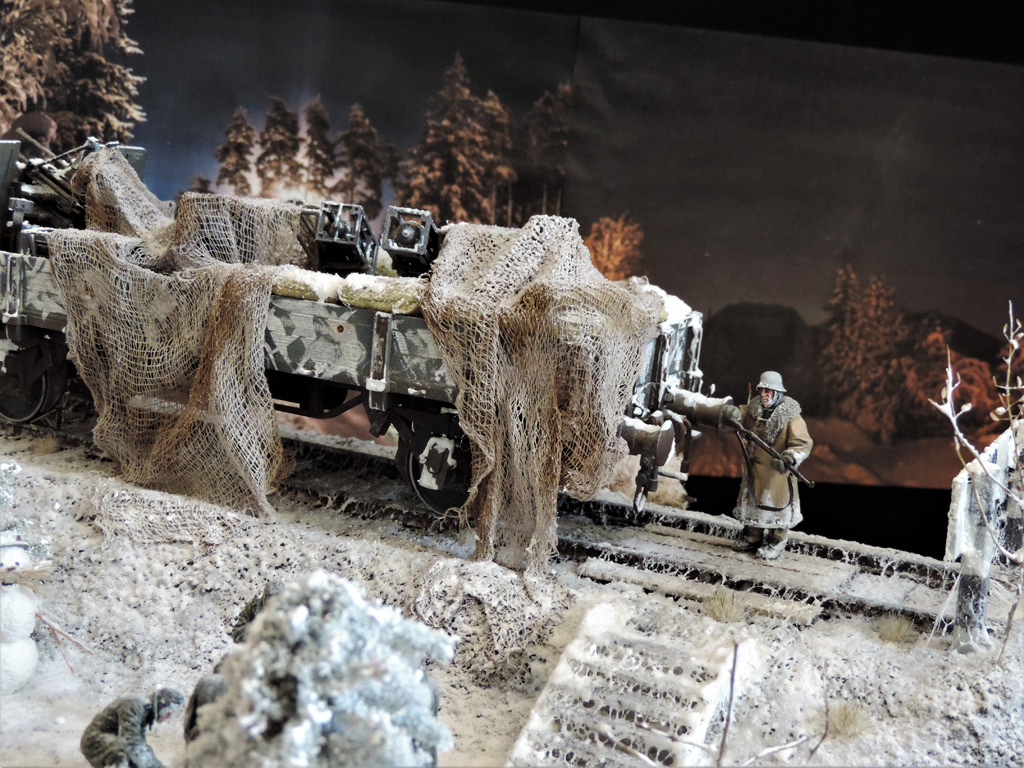 Dioramas and Vignettes: New year's visit, photo #15