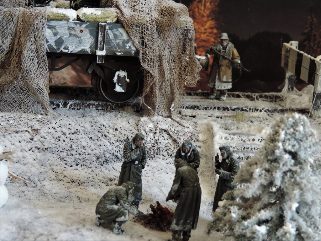 Dioramas and Vignettes: New year's visit, photo #18