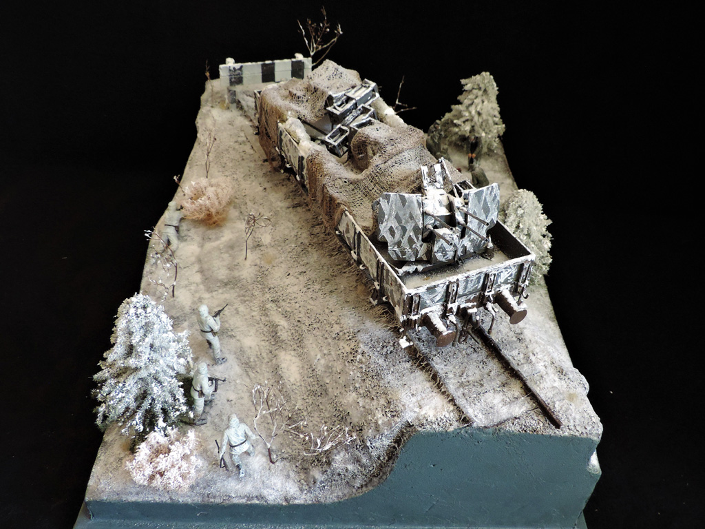 Dioramas and Vignettes: New year's visit, photo #7