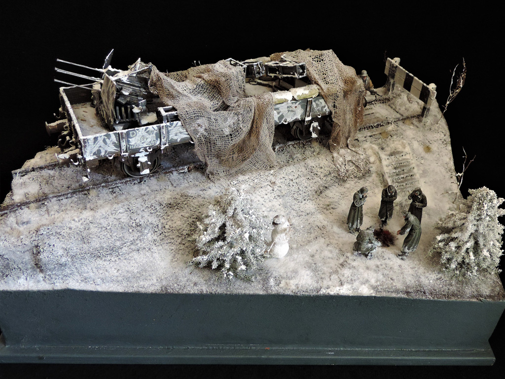 Dioramas and Vignettes: New year's visit, photo #8