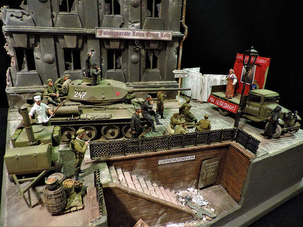 Dioramas and Vignettes: Let us live and sing