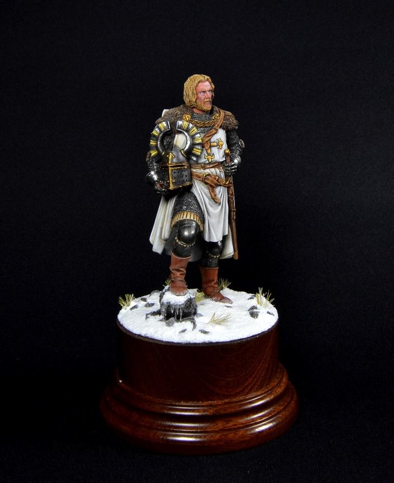 Figures: Teutonic knight, photo #3