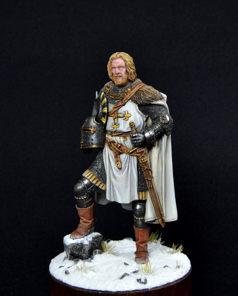 Figures: Teutonic knight, photo #5