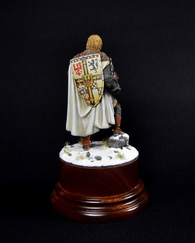 Figures: Teutonic knight, photo #6